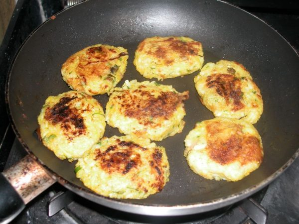 What to do with leftover rice? Make these Rice Patties