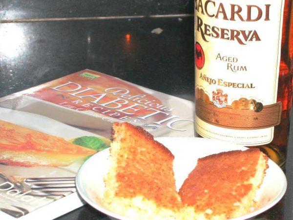 Orange Rum Cake for the Monthly Mingle