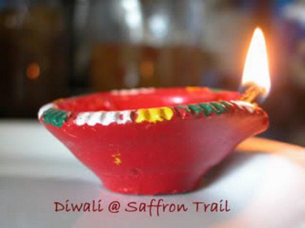 Spicy Khajas & Nankhatai in Diwali Blogging - Part I