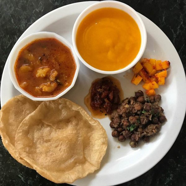 Recipe for Kala Chana
