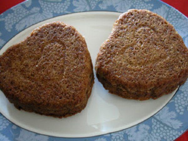 Eggless Beet cakes & WBB news