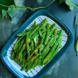 easy green bean salad