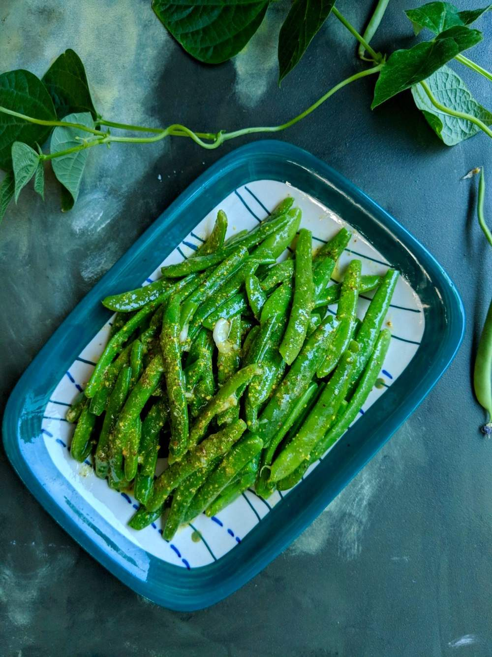 easy green bean salad