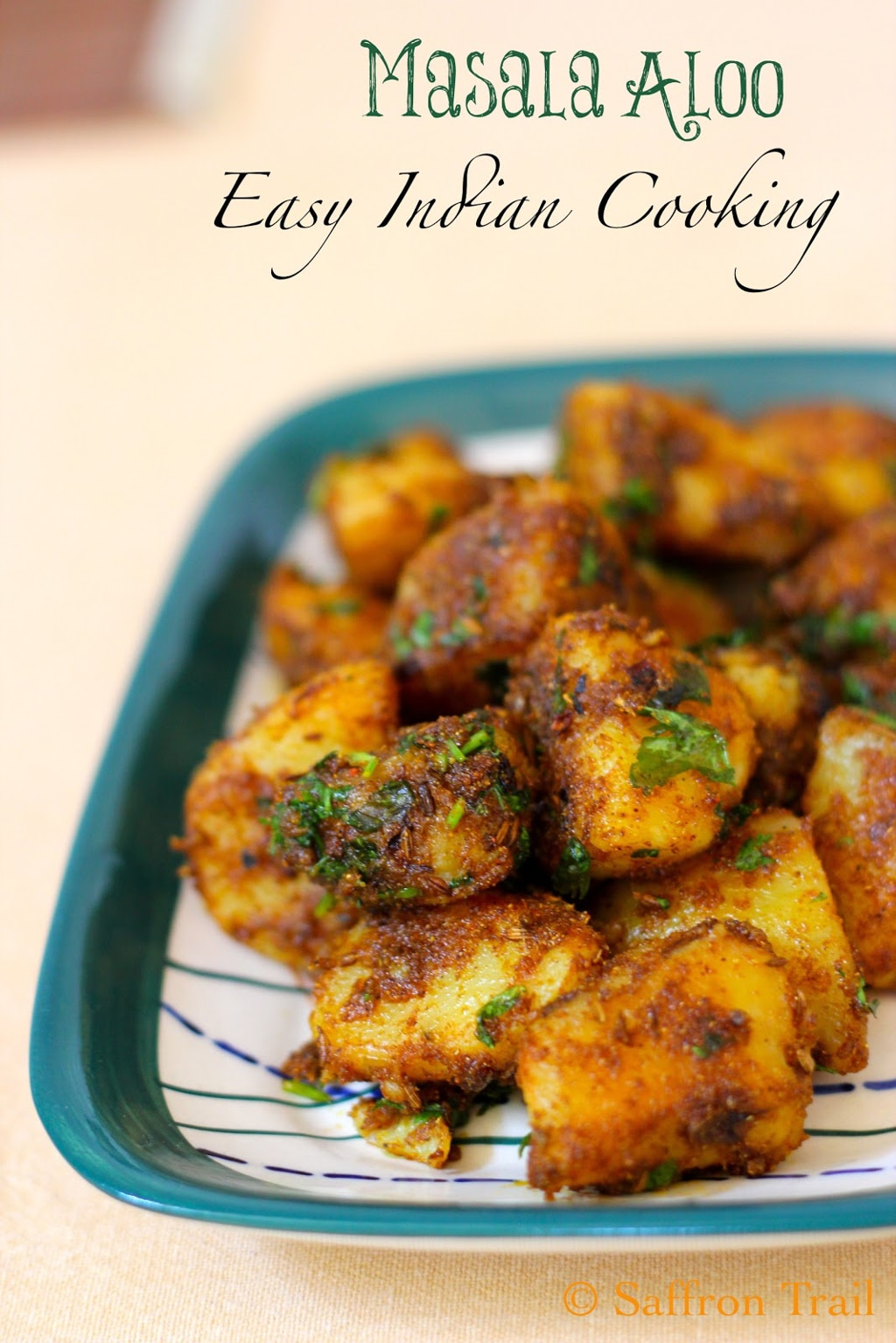 The secret to absolutely delicious masala aloo recipe saffron trail forumfinder Images