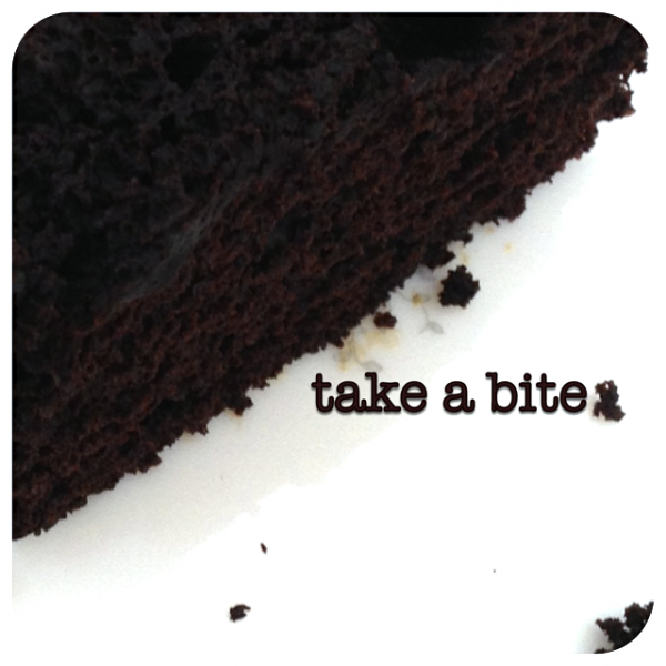 Easy recipe for a simple, all-purpose chocolate cake