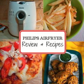 Review of Philips Air Fryer | My experience in cooking a variety of dishes in the air fryer | Recipe for Onion Pakoda in Air fryer