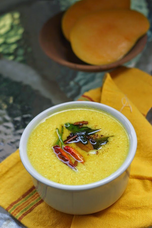 Recipe for Fajeto - Gujarati Mango Kadhi