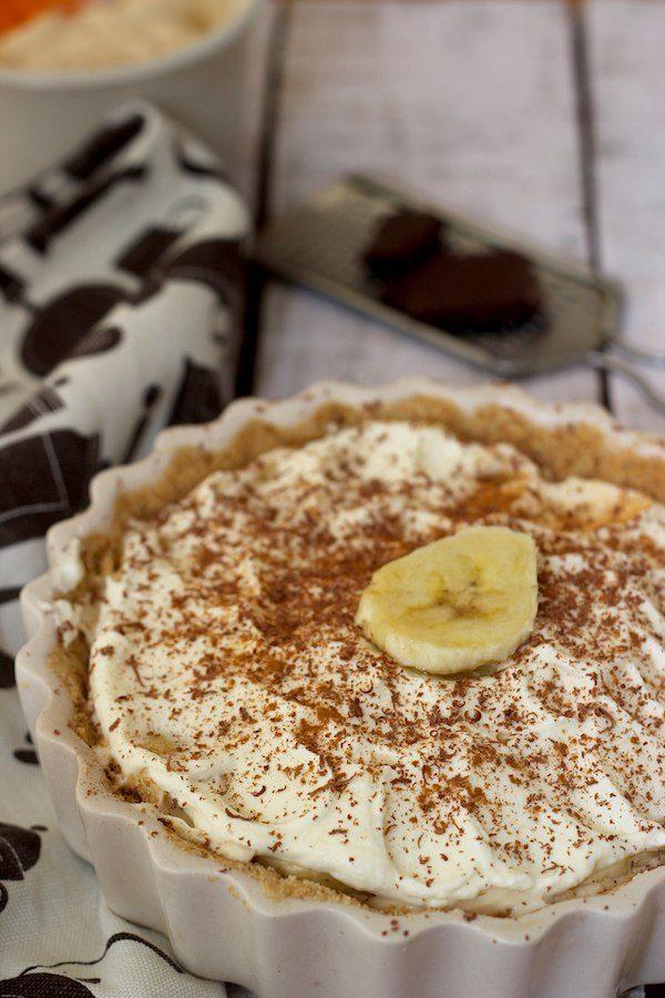 Recipe for Mishti Doi Banoffee Pie