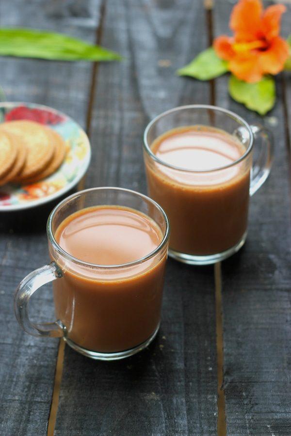 How To Make Ginger Tea   Adrak Chai