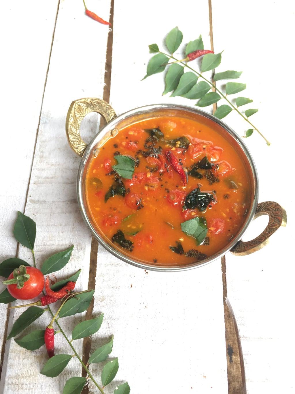 tomato gojju recipe
