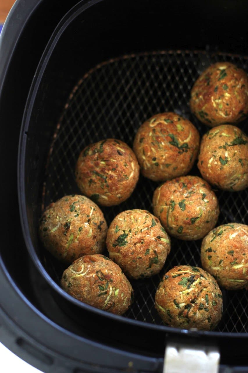 Paneer Millet And Dudhi Koftas Airfryer Recipe
