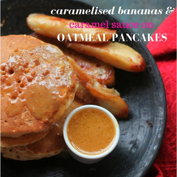 Best Ever Oatmeal Pancakes