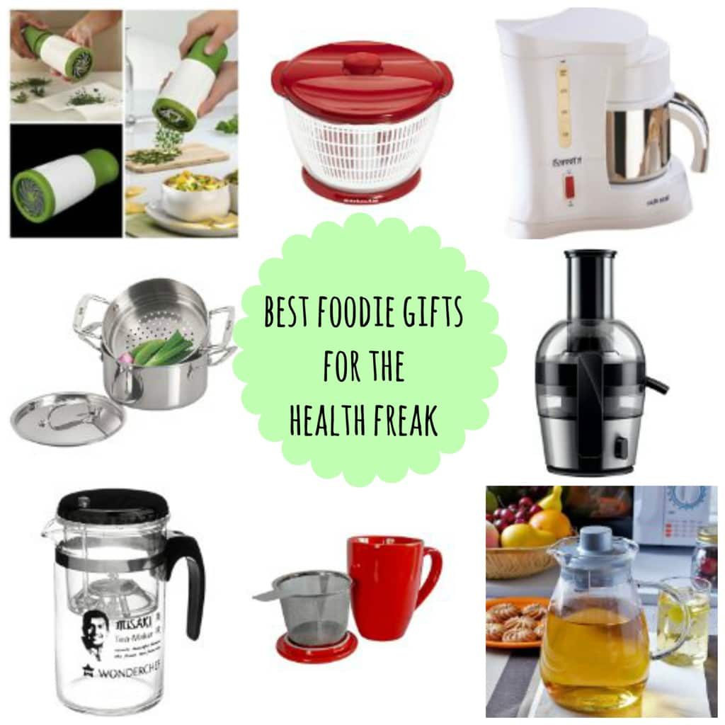 Best Foodie Gifts For The Health Freak   Saffron Trail