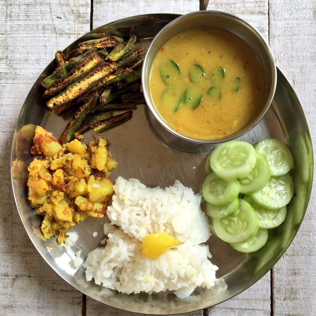 ginger-rasam-lunch-menu