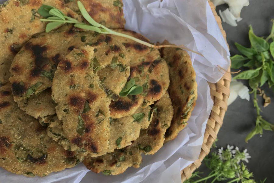 methi-na-dhebra-sorghum-flour-flatbread