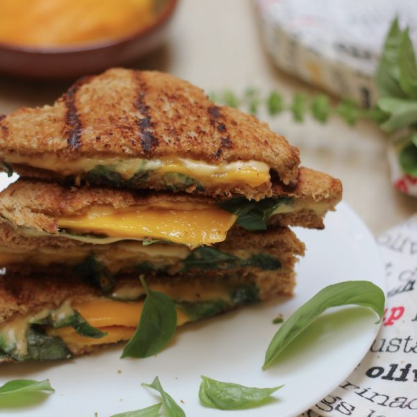 unusual-mango-basil-grilled-cheese-sandwich