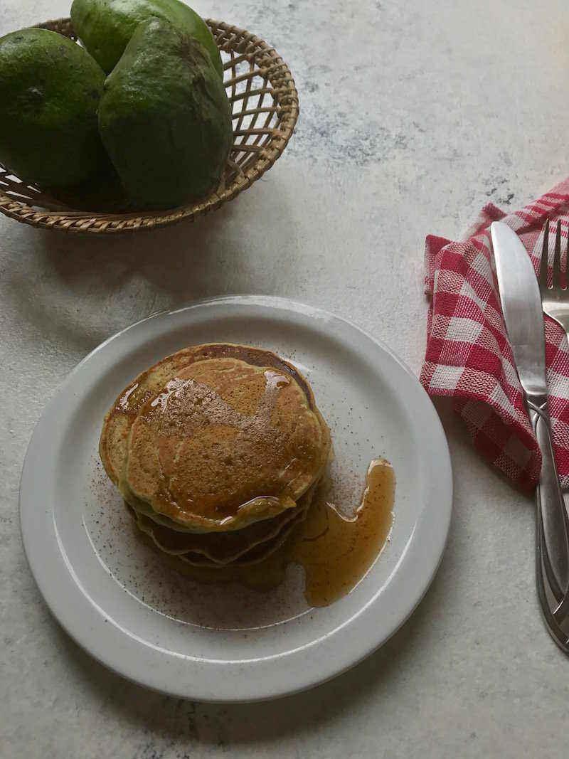avocado-cinnamon-pancakes