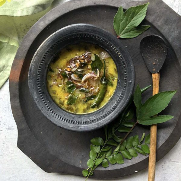 Gongura Pappu | Roselle leaves in Dal