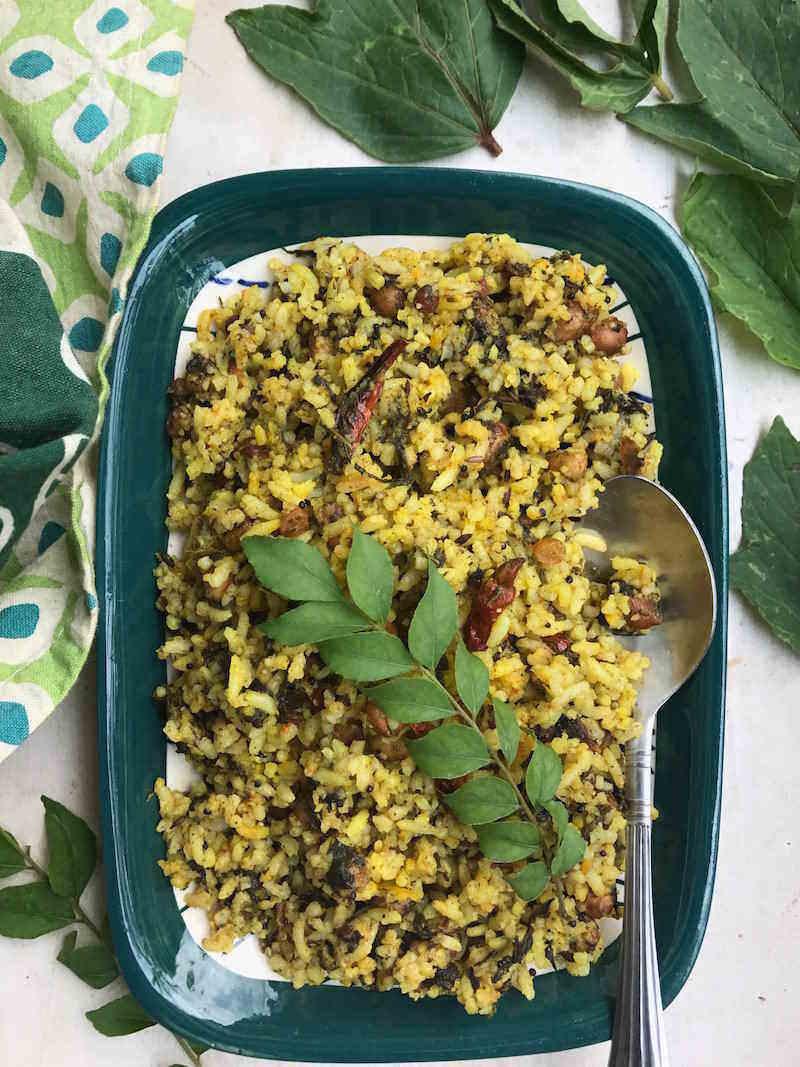 gongura pulihora recipe