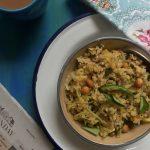 Raw Papaya Recipes : Raw Papaya Poha