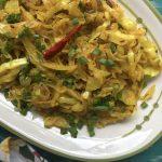 Spicy Cabbage Sabzi – Healthy Cabbage Recipes