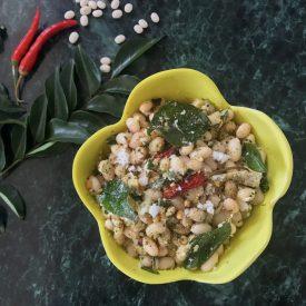 white beans recipes sundal
