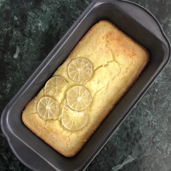 lemon coconut loaf