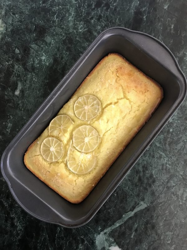 Lemon Coconut Loaf