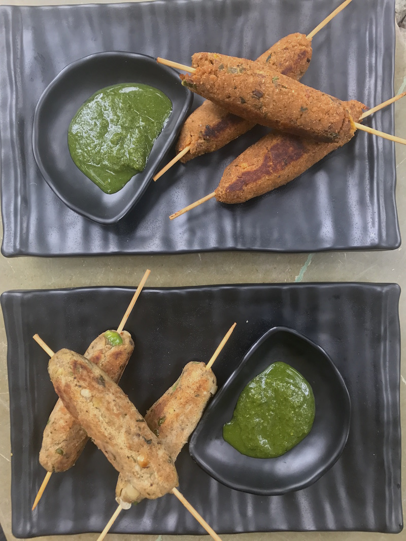 tata cha bangalore menu
