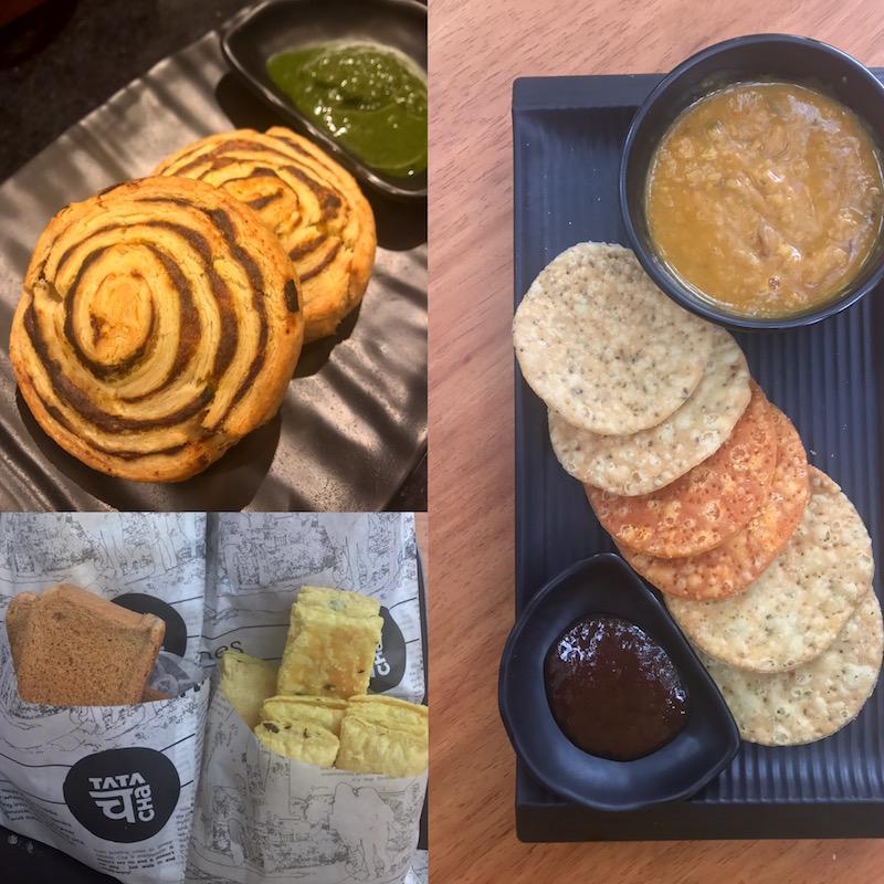 tata cha bangalore food