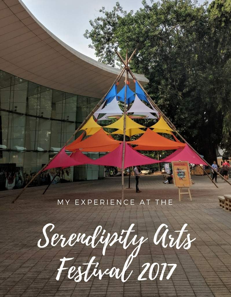 Serendipity Arts festival Goa 2017