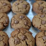 Healthier Chocolate Chip Cookies Recipe – Thick and Chewy