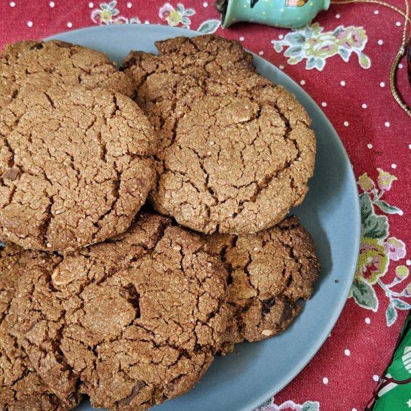 oats peanut butter cookies